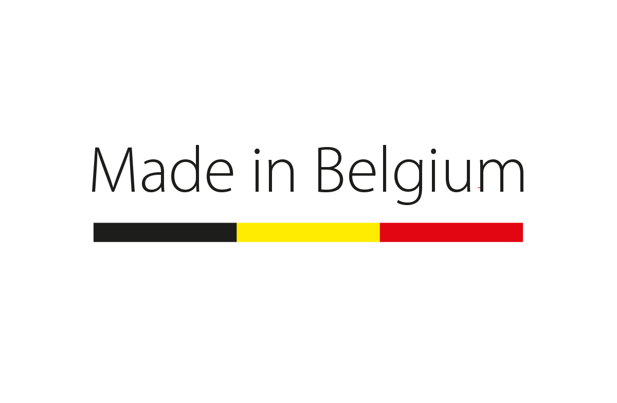 Made in Belgium - Brick in the Wall